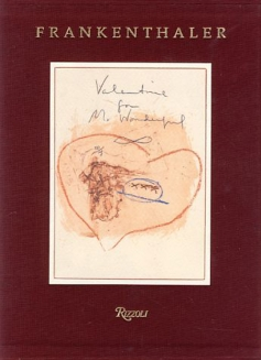 HELEN FRANKENTHALER Valentine for Mr. Wonderful