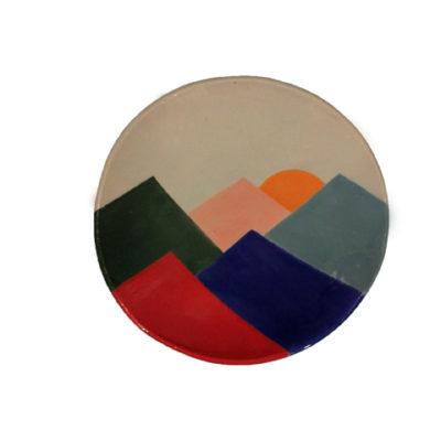 Pauline Wolstencroft Plate